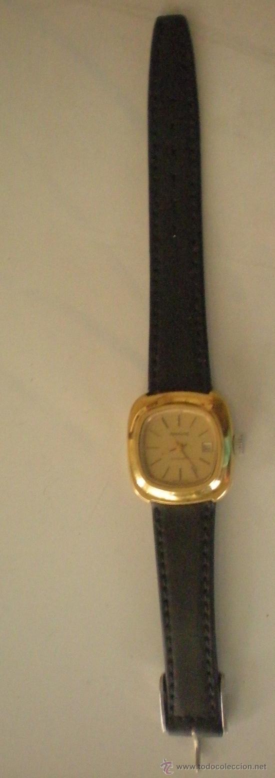 Relojes - Sandox: RELOJ SRA SANDOZ CHAPADO EN ORO - Foto 5 - 36048358