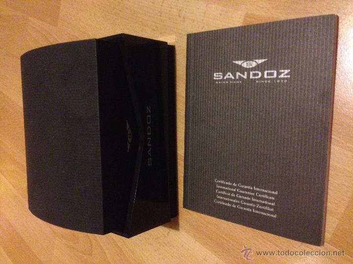 Relojes - Sandox: Reloj sandoz en .nuevo - Foto 3 - 40996383