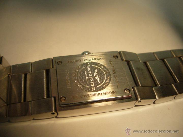 Relojes - Sandox: Reloj Sandoz 72512 - Foto 5 - 46379755