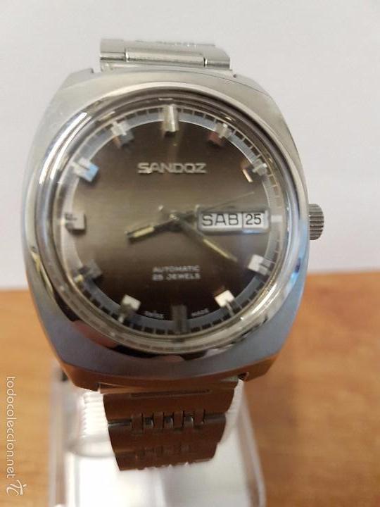8c7d0e71ef69 reloj caballero automatico