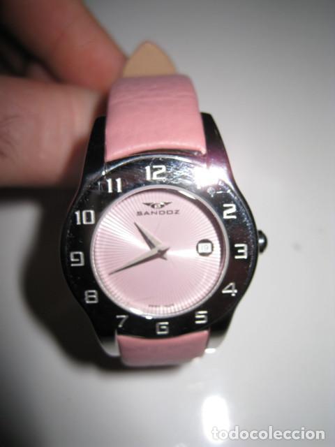 RELOJ SANDOZ 72544 ROSA (Relojes - Relojes Actuales - Sandoz)
