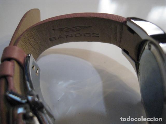 Relojes - Sandox: reloj sandoz 72544 rosa - Foto 3 - 63171372