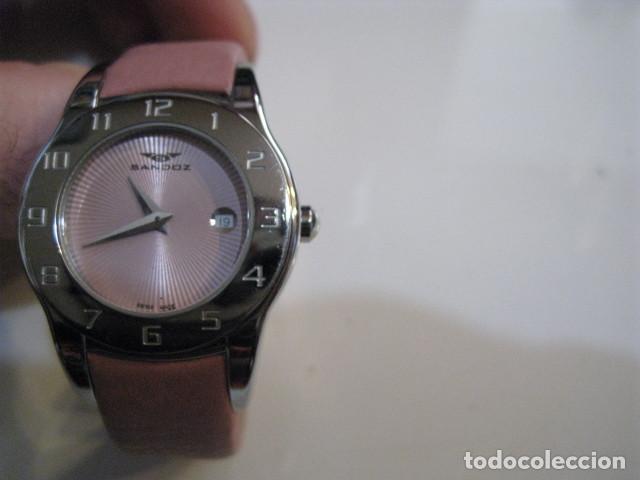 Relojes - Sandox: reloj sandoz 72544 rosa - Foto 4 - 63171372