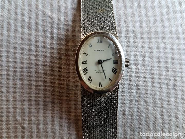 Relojes - Sandox: Lote de 3 relojes. Tal cual se ven, no funcionan. - Foto 2 - 95562943
