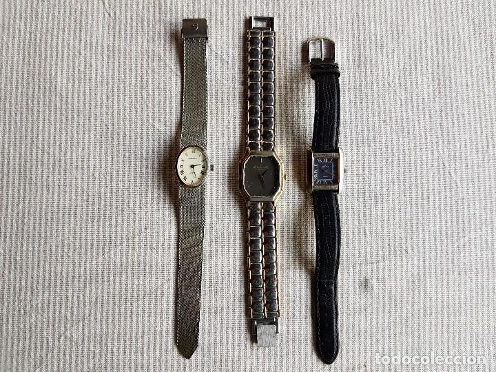 Relojes - Sandox: Lote de 3 relojes. Tal cual se ven, no funcionan. - Foto 16 - 95562943
