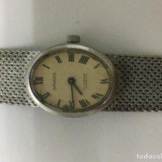 Relojes - Sandox: RELOJ SANDOZ ANTIGUO CARGA MANUAL EN ACERO COMPLETO EN FUNCIONAMIENTO DE COLECCIONISTAS. Lote 97286139