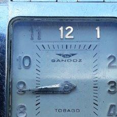Relojes - Sandox: RELOJ SANDOZ TOBAGO CALENDARIO. Lote 106650443