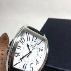 Relojes - Sandox: RELOJ SANDOZ DE CUARZO CON CORREA DE PIEL. Lote 114270991