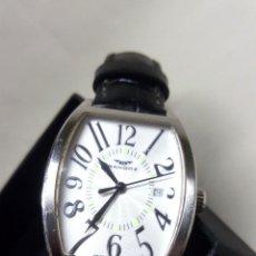 Relógios - Sandoz: RELOJ SANDOZ DE CUARZO CON CORREA DE PIEL. Lote 114270991