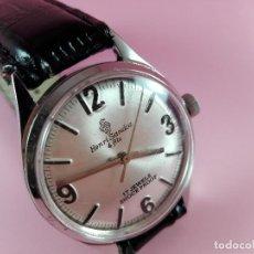 Relojes - Sandox: RELOJ-HENRI SANDOZ & FILS-MANUAL-BUEN ESTADO-CORREA PIEL-COLOR A DEFINIR-ANTIGUO-VER FOTOS. Lote 118360835
