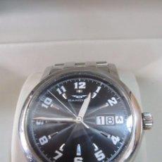 Relógios - Sandoz: RELOJ SANDOZ DE CUARZO CON CALENDARIO - EN SU ESTUCHE. Lote 132476378