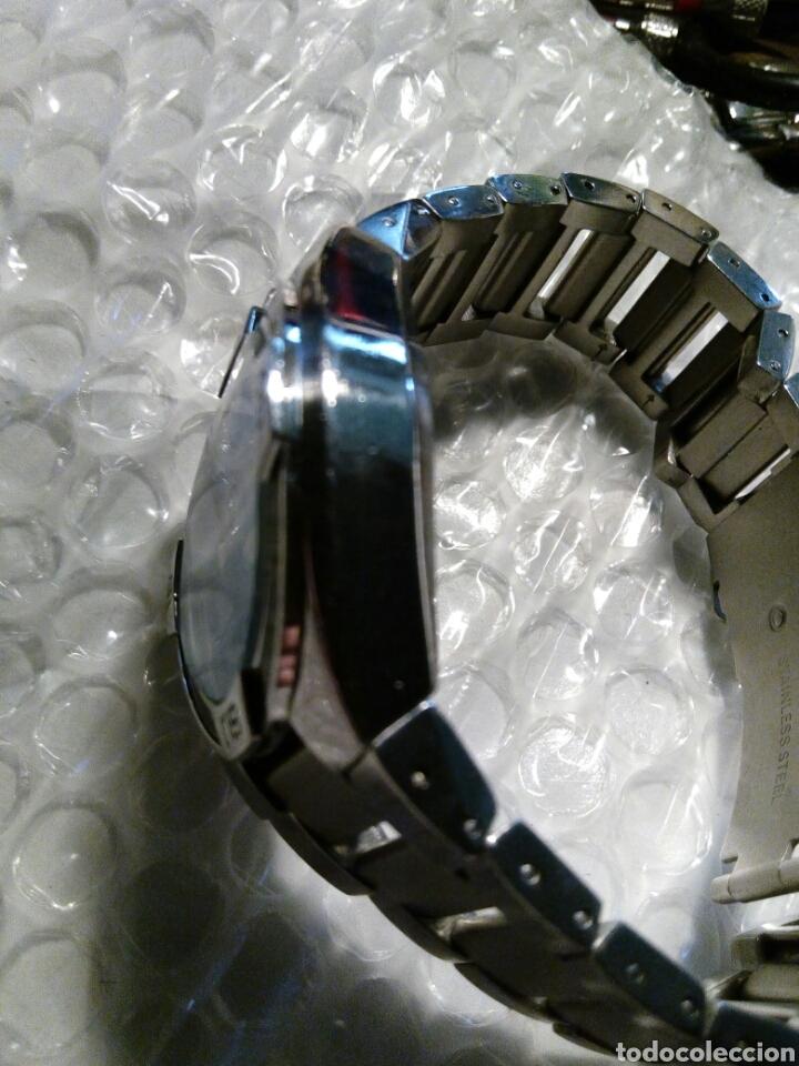 Relojes - Sandox: Reloj Sandoz ediccion Fernando Alonso, swiss made, crono y datario wr 100 m color de Asturies - Foto 2 - 134054183