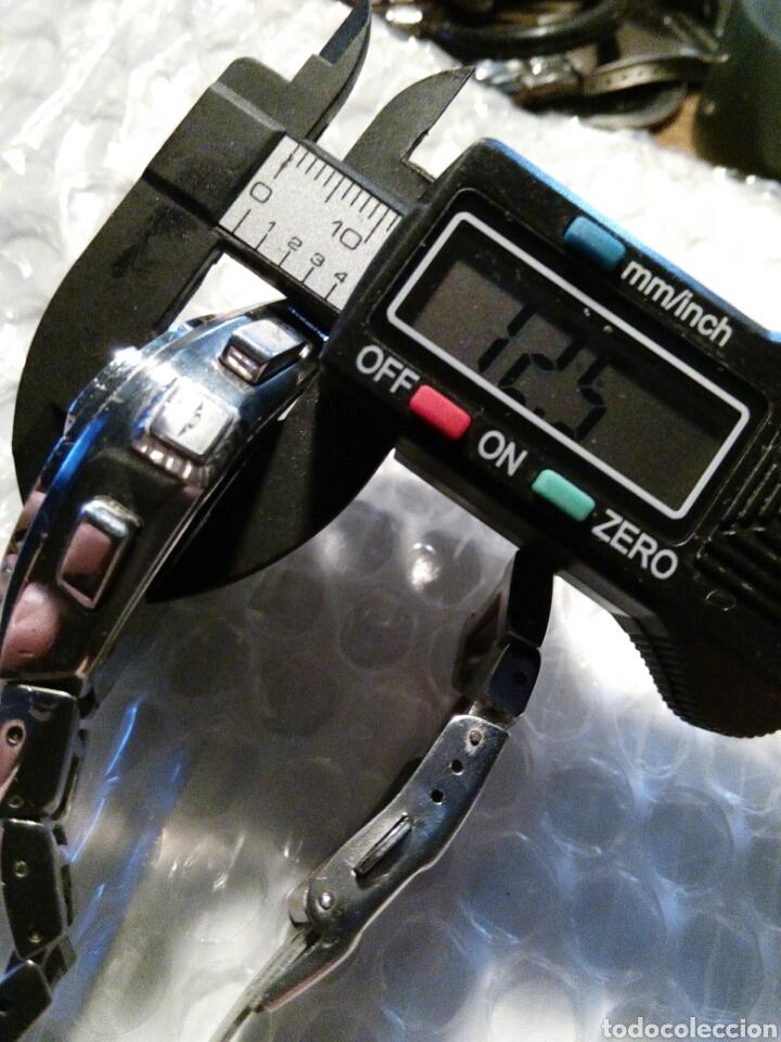 Relojes - Sandox: Reloj Sandoz ediccion Fernando Alonso, swiss made, crono y datario wr 100 m color de Asturies - Foto 3 - 134054183