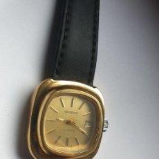 Relojes - Sandox: RELOJ SRA SANDOZ CHAPADO EN ORO. Lote 36048358