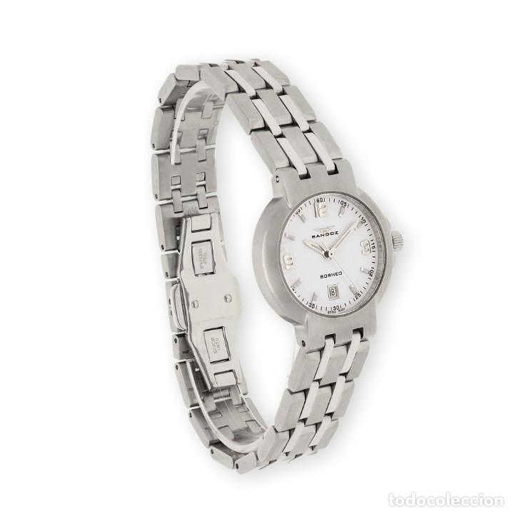 Relojes - Sandox: Reloj de Señora Sandoz Borneo de Acero - Foto 4 - 155784866