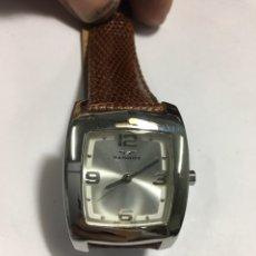 Relógios - Sandoz: RELOJ SANDOZ SAPPHIRE CRYSTAL SINCE 1870 SWISS MADE CON CORREA DE PIEL 71552-00001. Lote 157279052