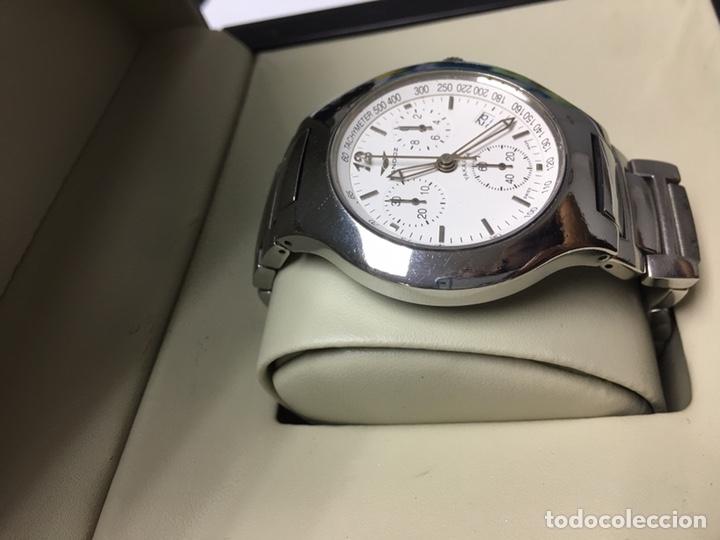 Relojes - Sandox: Reloj Sandoz Yakarta Quartz chronograph todo acero en su caja - Foto 3 - 169012336