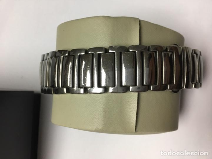Relojes - Sandox: Reloj Sandoz Yakarta Quartz chronograph todo acero en su caja - Foto 4 - 169012336
