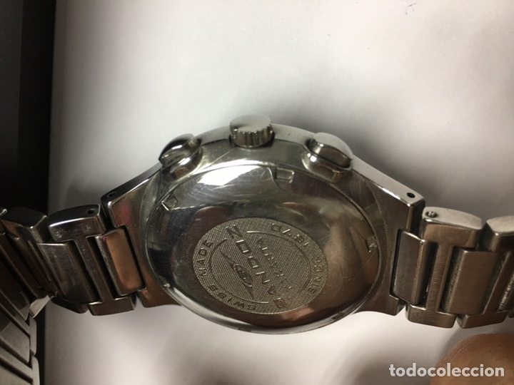 Relojes - Sandox: Reloj Sandoz Yakarta Quartz chronograph todo acero en su caja - Foto 6 - 169012336