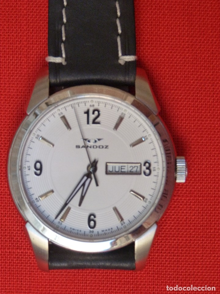 Relojes - Sandox: RELOJ SANDOZ - Foto 2 - 172978524