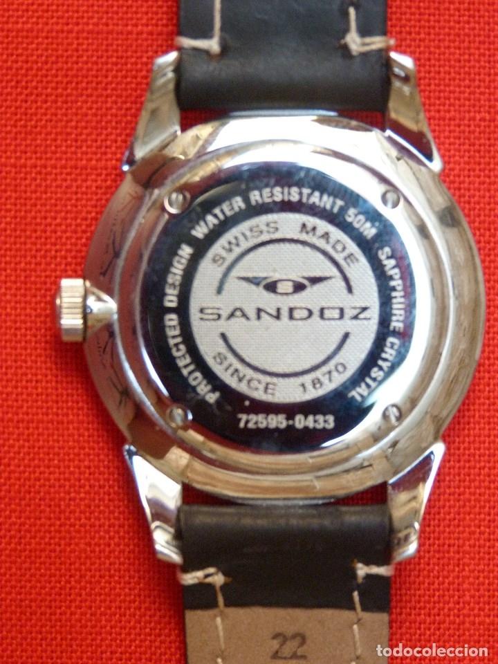 Relojes - Sandox: RELOJ SANDOZ - Foto 3 - 172978524