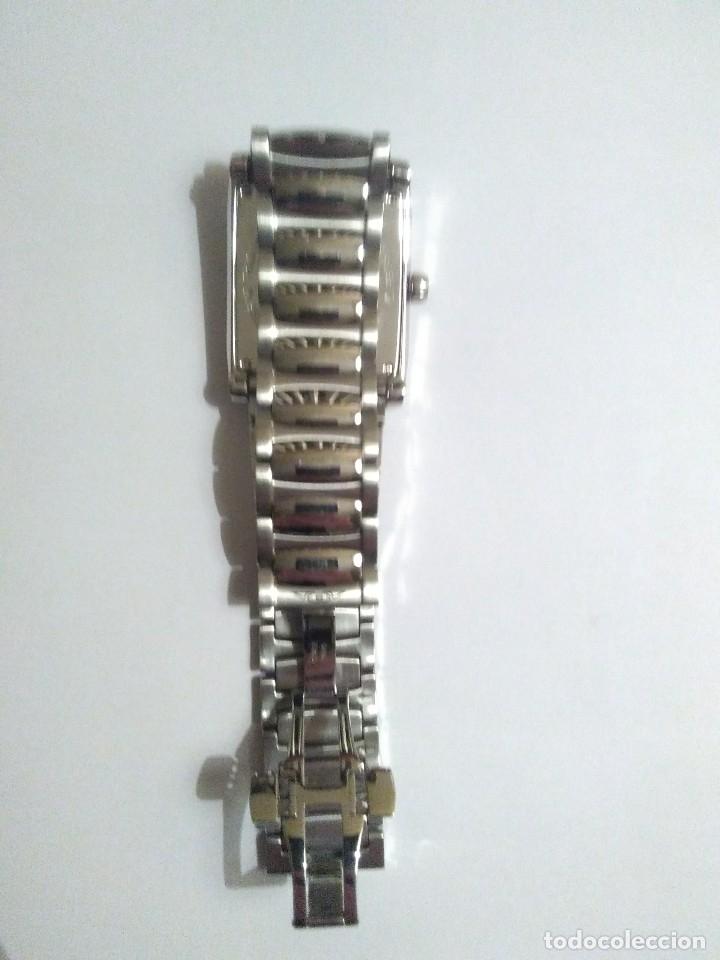 Relojes - Sandox: reloj de pulsera de caballero Sandoz coleccion Pedro Duque nuevo a estrenar Swiss - Foto 2 - 173165469