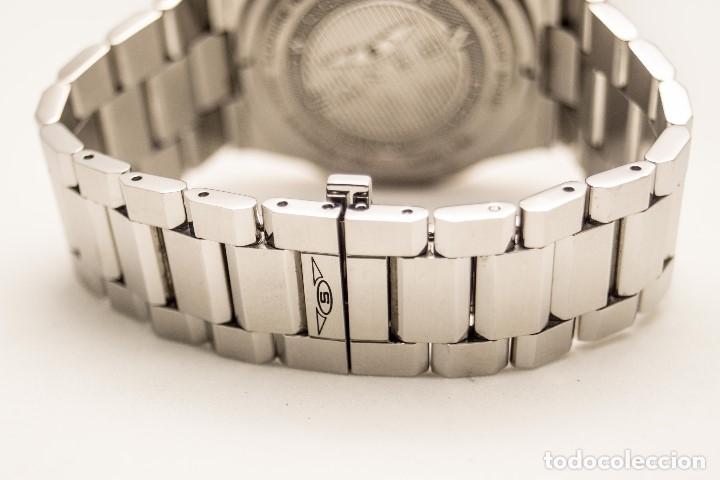Relojes - Sandox: ESPECTACULAR CRONOGRAFO SANDOZ ACERO Y ORO - Foto 5 - 182962236