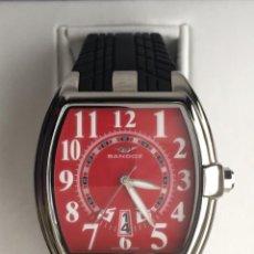 Relógios - Sandoz: PRECIOSO RELOJ SUIZO DE CABALLERO MARCA SANDOZ EDICION LIMITADA Y NUMERADA DE FERNANDO ALONSO. Lote 184162243