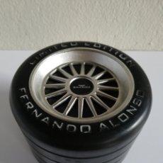Relógios - Sandoz: CAJA NEUMÁTICO RELOJ SANDOZ FERNANDO ALONSO LIMITED EDITION - FÓRMULA 1 MOTOR. Lote 184495658