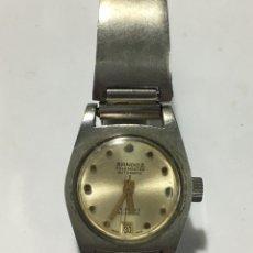 Relojes - Sandox: RELOJ SANDOZ POLEMASTER AUTOMÁTICO CON DIAL VINTAGE. Lote 188510040