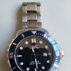 Relojes - Sandox: RELOJ SANDOZ /DIVER / ESTILO ROLEX~OMEGA. Lote 194991520