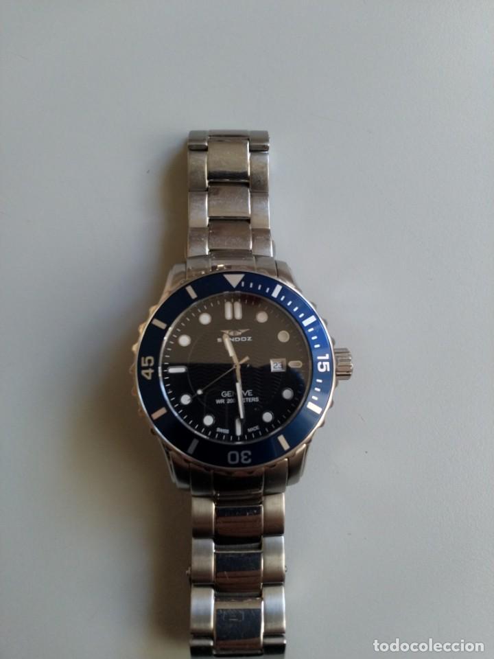 Relojes - Sandox: Reloj Sandoz /Diver / estilo Rolex~Omega - Foto 2 - 194991520