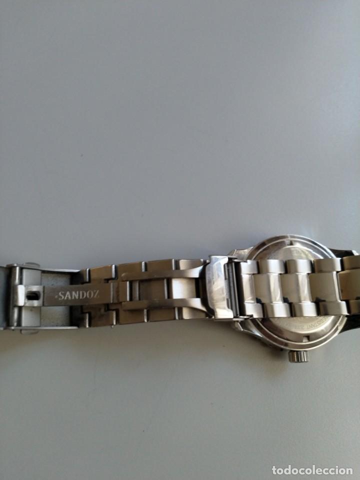 Relojes - Sandox: Reloj Sandoz /Diver / estilo Rolex~Omega - Foto 5 - 194991520