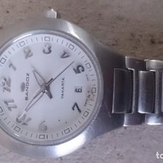 Relojes - Sandox: RELOJ SANDOZ QUARTZ . Lote 196202333