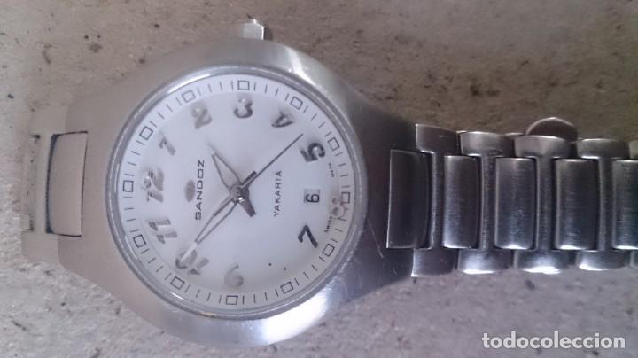 Relojes - Sandox: Reloj sandoz quartz - Foto 10 - 196202333