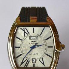 Relojes - Sandox: SANDOZ AUTOMÁTICO SWISS MADE EDICIÓN FERNANDO ALONSO. Lote 202668818