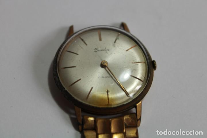 ANTIGUO RELOJ SANDOZ 17 JEWELS (Relojes - Relojes Actuales - Sandoz)