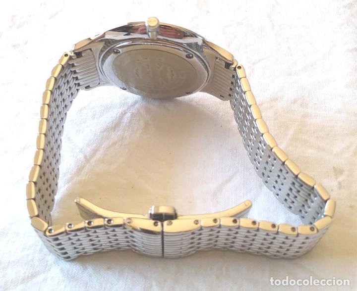 Relojes - Sandox: Sandoz Bioko Reloj Acero, Cristal Zafiro, con caja a estrenar. - Foto 3 - 207048050