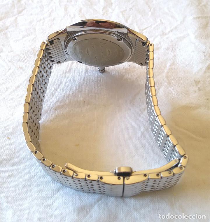Relojes - Sandox: Sandoz Bioko Reloj Acero, Cristal Zafiro, con caja a estrenar. - Foto 4 - 207048050