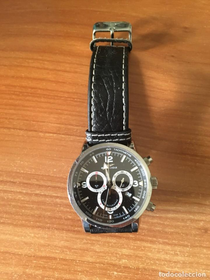 RELOJ SANDOZ MODELO 72573 (SIN ESTUCHE) (Relojes - Relojes Actuales - Sandoz)