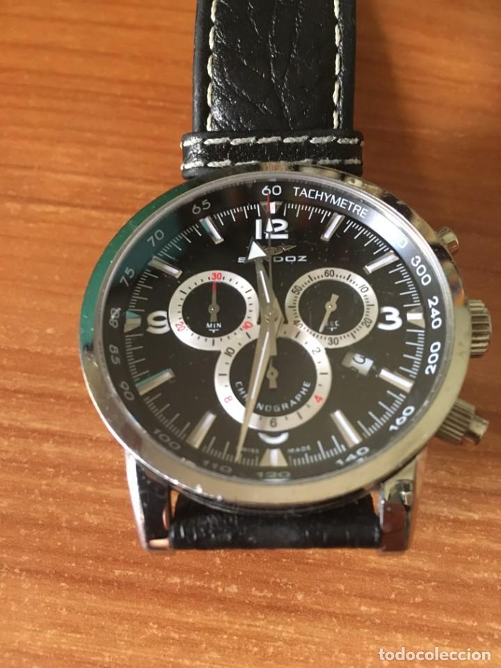 Relojes - Sandox: Reloj SANDOZ modelo 72573 (sin estuche) - Foto 2 - 216538766