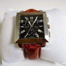 Relojes - Sandox: RELOJ SUIZO SANDOZ CRONÓGRAFO DE CUARZO. Lote 221699108
