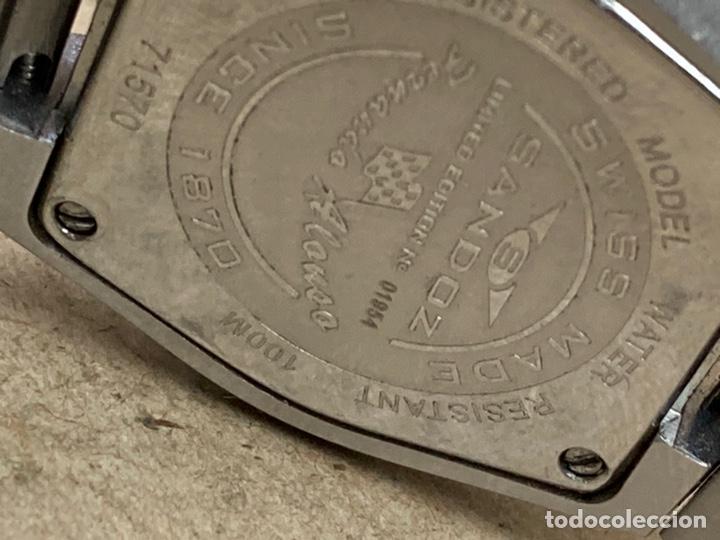 Relojes - Sandox: Reloj Sandoz Quartz - Foto 2 - 224697482