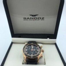 Relojes - Sandox: SANDOZ 81329 SWISS MADE. Lote 235909060