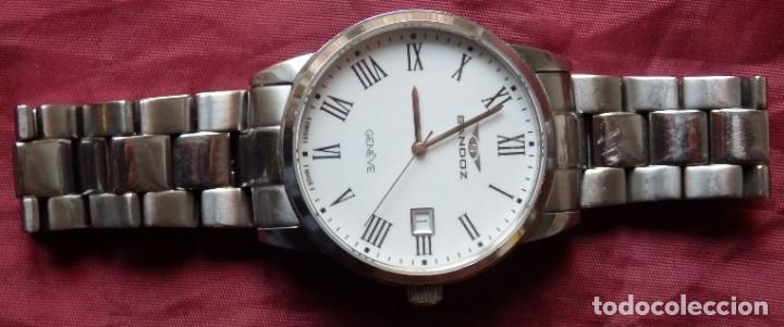 Relojes - Sandox: RELOJ SANDOZ 81439-1044 DE ACERO SOLIDO CON CRISTAL DE ZAFIRO INRAYABLE - Foto 5 - 238371845