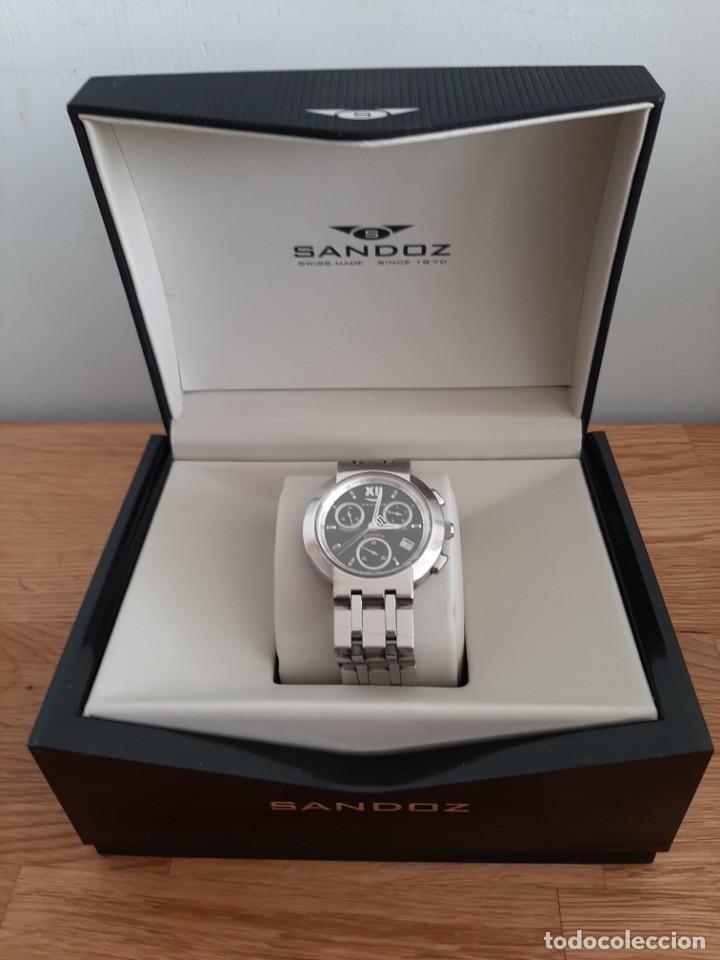 Relojes - Sandox: Reloj de pulsera Sandoz - Foto 2 - 239822325