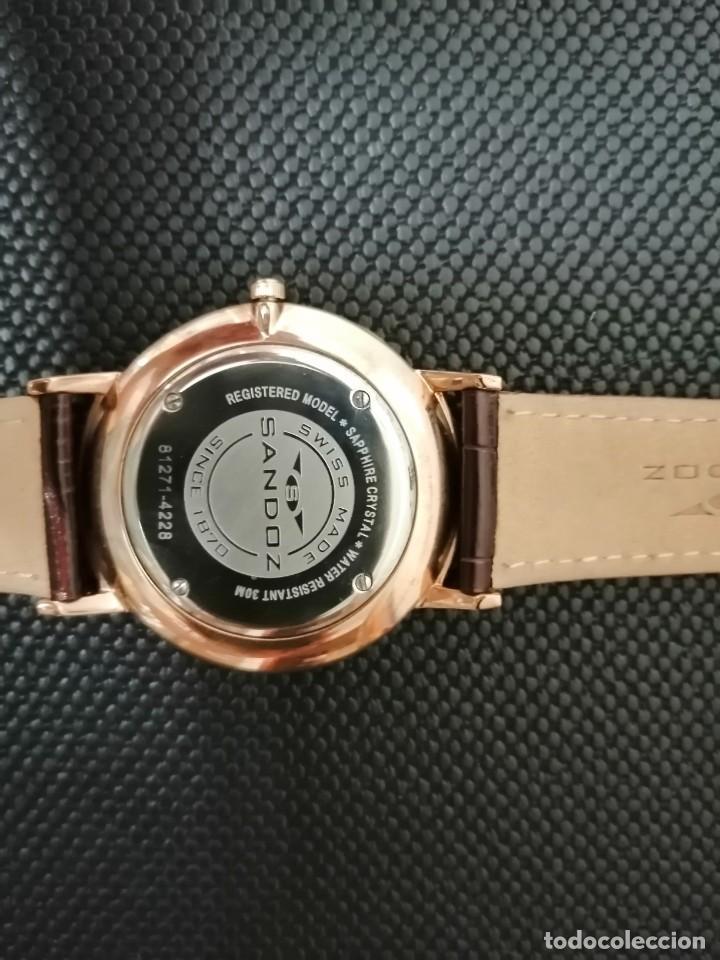 Relojes - Sandox: Reloj Sandoz Portobello. Grupo Viceroy. - Foto 8 - 245491100