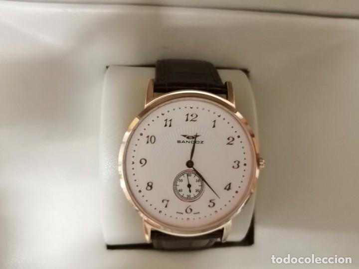 Relojes - Sandox: Reloj Sandoz Portobello. Grupo Viceroy. - Foto 11 - 245491100