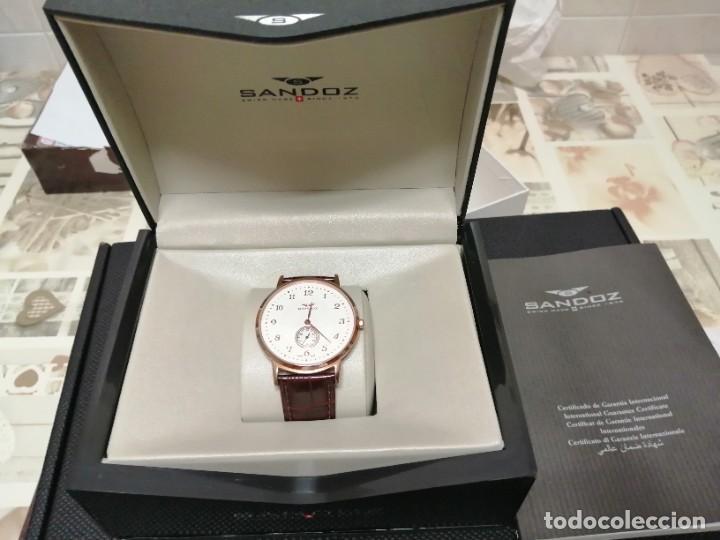 Relojes - Sandox: Reloj Sandoz Portobello. Grupo Viceroy. - Foto 12 - 245491100