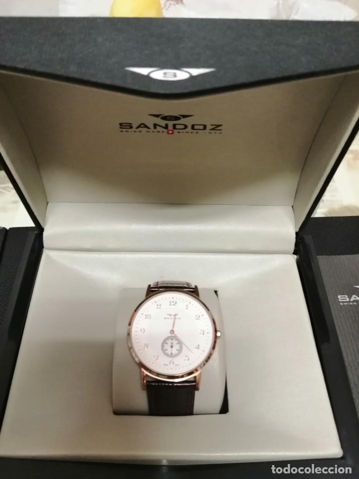 Relojes - Sandox: Reloj Sandoz Portobello. Grupo Viceroy. - Foto 13 - 245491100